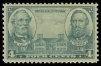Lee Jackson U.S. Commemorative postage stamp.