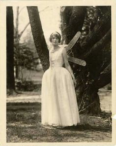 May Queen 1923 :: Archives & Special Collections Digital Images Vintage Photographs, Vintage Photos, Sacred Groves, Capture The Flag, May Days, Fairy Land, Fairy Tales, Vintage Fairies, Beltane