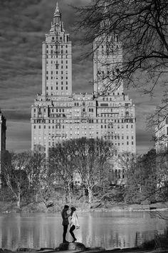Best photographer ever !!!! Central Park NYC engagement photos