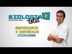 Ribossomos e Centríolos - Citoplasma - Prof. Paulo Jubilut - YouTube