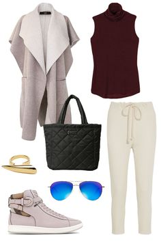 Fall Fashion Ideas: 1 Turtleneck, 5 Ways  - HarpersBAZAAR.com