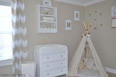 Fawn Over Baby Neutral Nursery