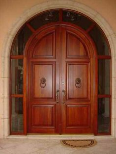 Double Front Doors for Homes | double-front-doors