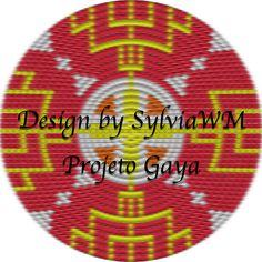 Ravelry: Aztec Inspiration pattern by Projeto Gaya
