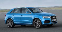 Vernieuwde Audi Q3 vanaf 37.200 euro - http://www.driving-dutchman.com/vernieuwde-audi-q3-vanaf-37-200-euro/