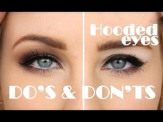 HOODED EYES – Så här trollar du bort det! DO & DONT! – Helen Torsgården – Hiilens sminkblogg
