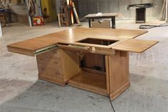 Sewing Spaces >> My Gristmill Sewing Cabinet in almost here!!
