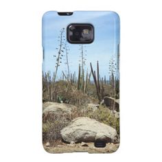 Aruba Landscape With Cactus Galaxy S2 Cover    •   This design is available on t-shirts, hats, mugs, buttons, key chains and much more    •   Please check out our others designs and products at www.zazzle.com/zzl_322881145212327*