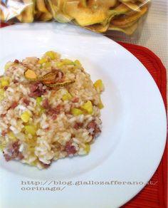 risotto salsiccia