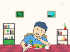 How to deal with a kid who is a fussy eater? https://enfee.in/…/how-to-deal-with-a-kid-who-is-a-fussy-ea… #enfee #fussyeater #KidsAndParenting