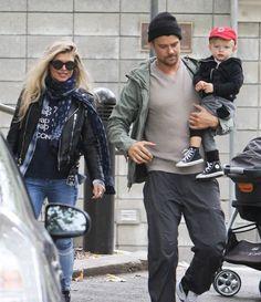 Fergie & Josh Duhamel's Park Pal