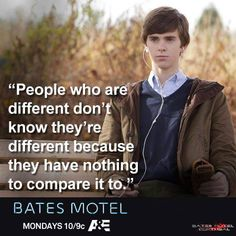 Bates motel | Bates Motel Quotes - bates-motel Fan Art,, omg I love Norman !!!!