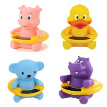 US $4.11 Baby Bath Water Temperature Indoor Thermometer Cute Cartoon Animal Shape Meter Thermometer Baby Bathing Supplies Baby Care. Aliexpress product