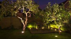 Buitenverlichting | Tuin | Vlonder | Bamboe | grondspot | NERO | DB LED