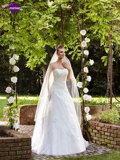 Robe de mariée Parade, robe de mariée princesse, robe de mariage tulle pailleté…