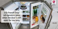 Because room-temperature OJ is far from refreshing. #kitchen #LGKitchen http://www.lg.com/us/kitchen/refrigerator/energy-efficient-refrigerator.jsp