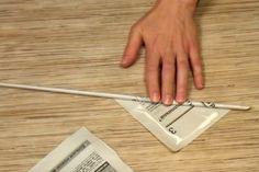 Comment fabriquer un panier en récupérant du papier journal!