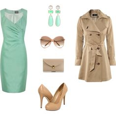 """""""Business Attire"""" by ivyg0521 on Polyvore"""
