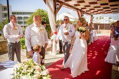Mark and Sarah's gorgeous and stylish wedding at Louis Ledra Beach Hotel in Paphos photographs taken by award winning wedding photographer Dimitri Katchis