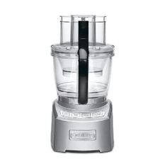 Food Processors. I use both a full size and a mini, both are essential.