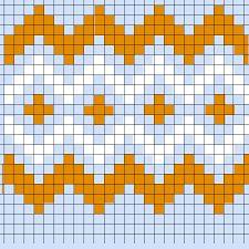 Fair Isle Knitting Patterns, Fair Isle Pattern, Sweater Knitting Patterns, Knitting Charts, Knitting Stitches, Free Knitting, Sock Knitting, Knitting Machine, Fair Isle Chart