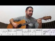 Tutorial: Imagine (Tommy Emmanuel Version) - Fingerstyle Guitar w/ TAB - YouTube