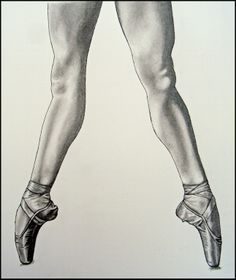 Draw Doodle and Decorate: Dancing in Pointe shoes