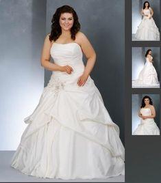 Plus Size Wedding Dress | The Wedding Specialists