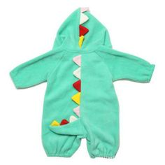 Online Shop Fleece Triceratops Infant Dragon / Dinosaur Romper Baby Boys Girls Onesie Suit Animal Cosplay Costume Child autumn Clothing|Aliexpress Mobile