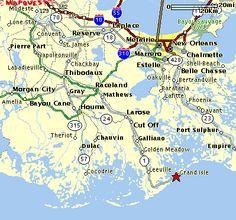 grand isle, la | Fishing in Grand Isle, Louisiana