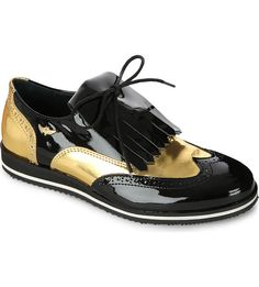 Miguel Vieira Brogue tassel shoes   25 Cool Kids' Shoes You'll Wish They Made In Adult Sizes