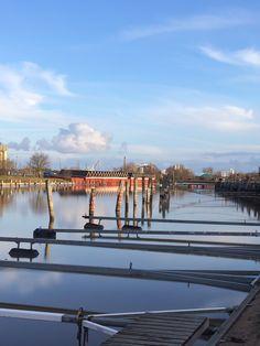 The marina in Köping by Satu Lehtonen on 500px