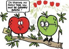 The apple didn't fall far
