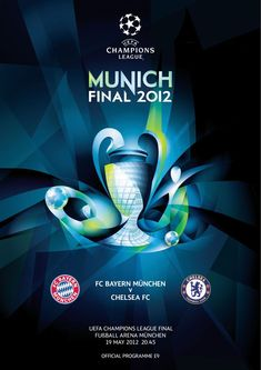 Ucl Final, World Football, Uefa Champions League, Chelsea Fc, Sports Logo, Fc Barcelona, Real Madrid, Elle Decor, Finals