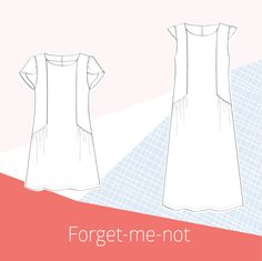 Robe Forget-me-not / Versions A et B