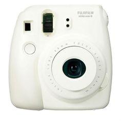Fujifilm Instax Mini 8 Camera! Preferably in White!!