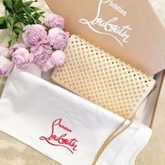 Online shopping from a great selection at Christian Louboutin Store. Best Handbags, Trendy Shoes, Christian Louboutin Shoes, Get The Look, Style, Chic, Flowers, Fashion, Swag