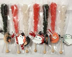 15 Big Hero 6 Baymax Rock Candy Stick Party Favors