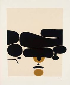 Life on Sundays (visual-pulp: Victor Pasmore Art And Illustration, Illustrations, Abstract Expressionism, Abstract Art, Victor Pasmore, Modern Art, Contemporary Art, Inspiration Artistique, Black And White Abstract