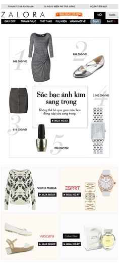 Zalora Women Newsletter Dec 17th 2013