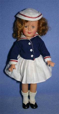 "12"" Vinyl Shirley Temple Dolls - IDEAL DOLL ST-12,"