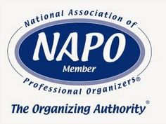 NAPO = National Association of Professional Organizers