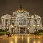 """El Palacio de Bellas Artes presenta """"Los murales del Museo del Palacio de Bellas Artes"""" como parte de la Noche de Museos."""
