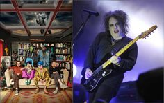 Damon Albarn, Robert Smith, Marriage Relationship, Alternative Music, Night Owl, Gorillaz, Facetime, Live Life, The Cure