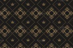damask wallpaper Damask Patterns, Floral Patterns, Fabric Patterns, Damask Wallpaper, Pattern Wallpaper, Background Patterns, Pattern Design, Dark, Vintage