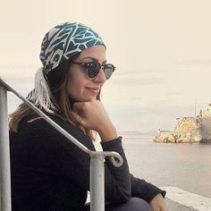 Reconcept Design Wear Vintage scarves MyΥδρα Boutique