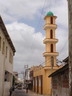 Mosque in Malindi