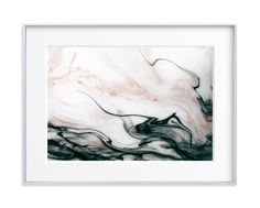 """Ethereal Flow"" - Painting Limited Edition Art Print by Melanie Severin. High Flow Acrylic Paint, Flow Painting, Flow Arts, Water Art, Custom Art, Canvas Frame, Wood Canvas, Canvas Art Prints, Ethereal"
