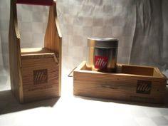 Caja para granos de café