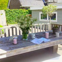Prachtige zomerse photodiary van Tamara op www.dewemelaer.nl.
